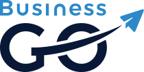 Business Go Logo Vertical Orientation